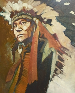 SOLD Headdress II