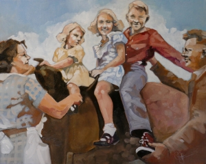 """Family Time"" SOLD"