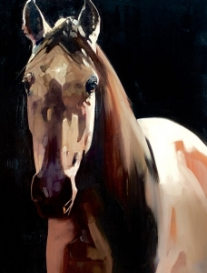 Portrait of a Horse SOLD